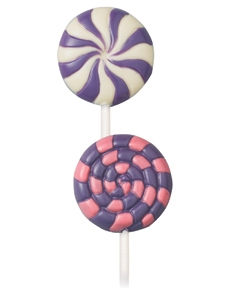 Pinwheel Large Lollipop Mold