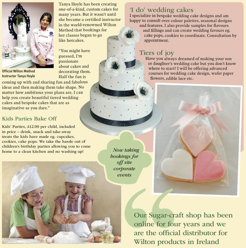 Local Cake Decorating And Sugarcraft Classes : The Cake Pantry Sugarcraft and Bakeware Supplies ...