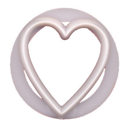 FMM Cutter Heart Set 20/29/34mm