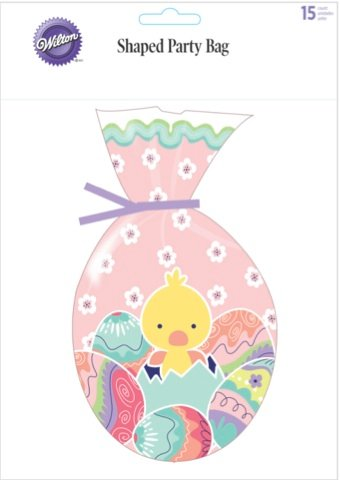 Peek Bunny Party Bags (shaped)