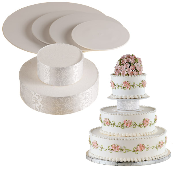wilton wedding cake stands tailored tiers cake display set 27534