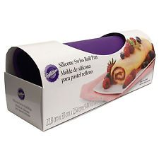 Wilton Silicone Swiss Roll Pan